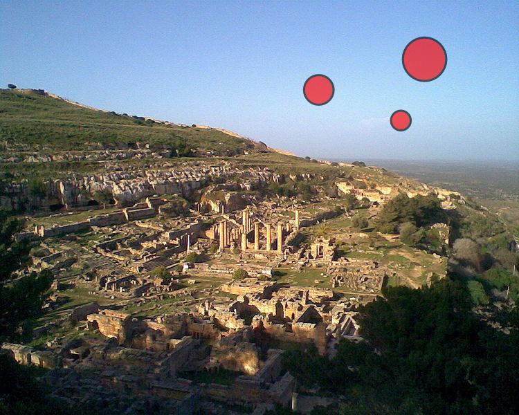 Cyrene, Lybia